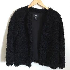 Fuzzy H&M jacket